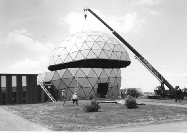 Planetarium removed