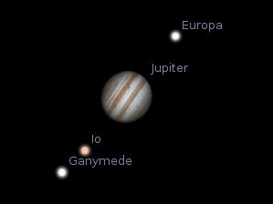Jupiter 9pm April 6