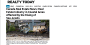 2015 11 16t article - Canada Real Estate News - Real Estate Industry in Coastal Areas Affected by the Rising of Sea-Levels