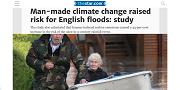 2016 02 02t Man-made climate change raised risk for English floods - study