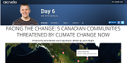 2016t Five Canadian communities threatened by climate change now - Home Day 6