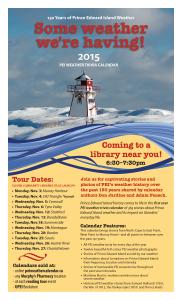 FINAL Calendar Reading Tour Poster
