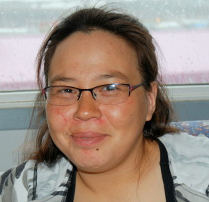 Nancy Uluadluak EDIT