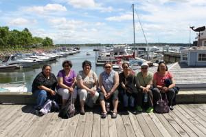 Charlottetown group photo