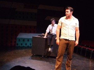 Dress Rehearsal for The Outsider. (2007)