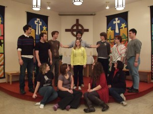 The cast of The Magdalene Variations. (2011)