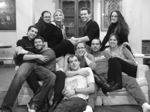 The Cast of The Misanthrope. (2009)
